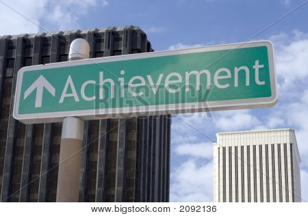 Achievement Ahead