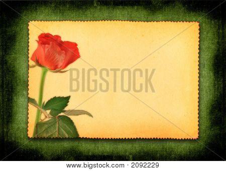 Retro Love Card