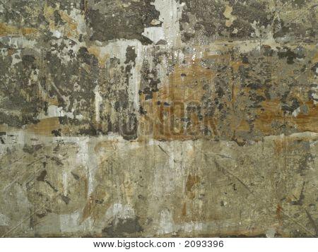 Ragged muur, achtergrond