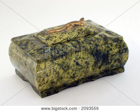 Green Casket