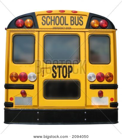 School Bus Back