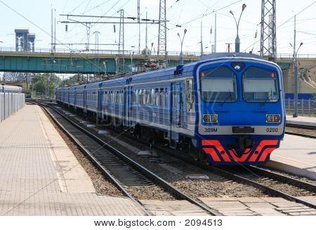 Electricity Locomotive