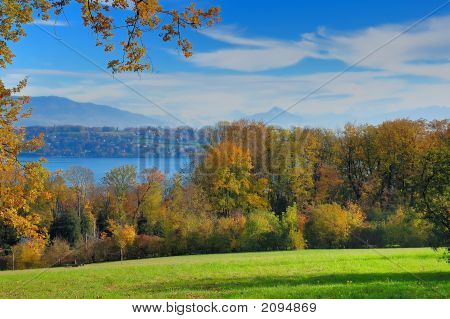 Lake Geneva Fall