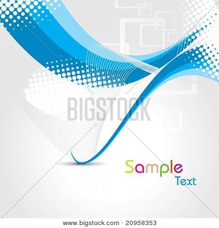 abstract futuristic background, vector illustration