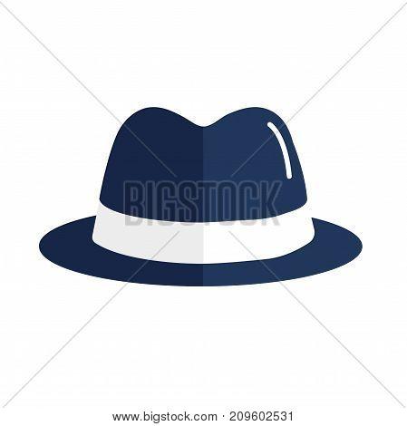 Flat mafia hat