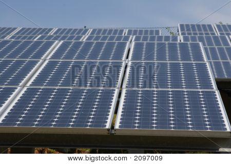 Solar Power Array