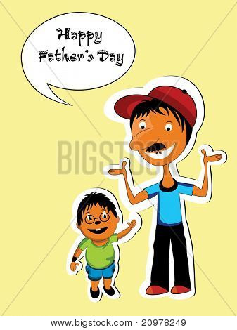 elegant concept wallpaper for father's day