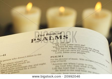 Bible, Book of Psalms