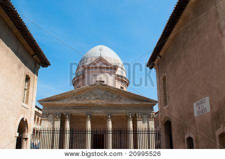Chapel La Vieille Charite in Marseille