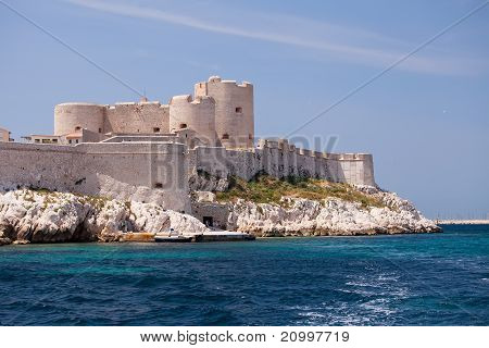 Chateau D'If, Marseille