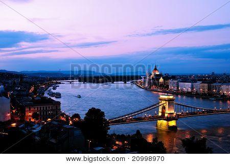 Budapest Landscape