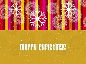 abstract halftone pattern background with merry christmas