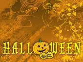 Floral Halloween