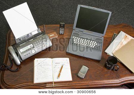 Unternehmen-Arbeitsbereich
