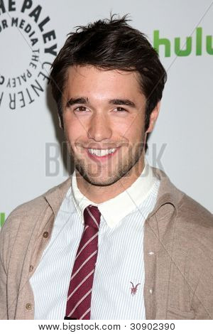 LOS ANGELES - MARCH 11:  Josh Bowman arrives at the