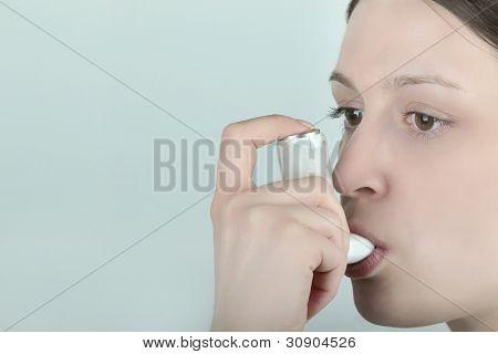 Asthma inhaler II