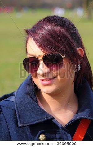 beautiful young english girl