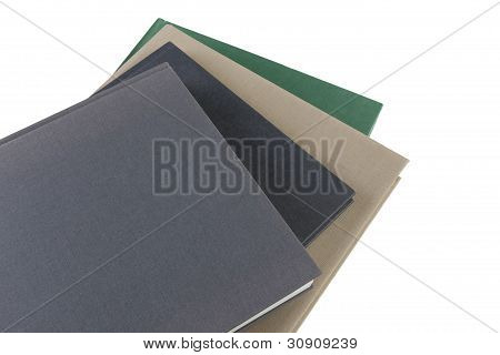 Books With A Blank Cover