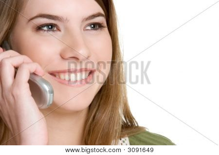 Cell Phone Girl