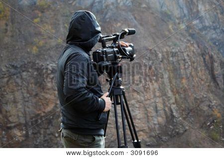 Fotógrafo de natureza