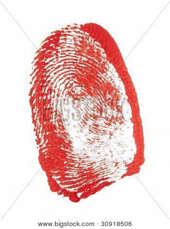 Finger Imprint