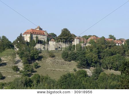 Castillo de Hohenlohe