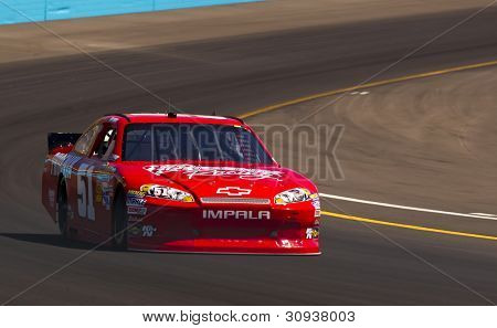 Avondale, Az - Mar 03, 2012:  Kurt Busch (51) Brings His Car Through Turn 4 During The Subway Fresh