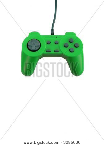 Gamepad con Clipping Path