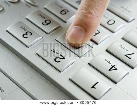 Finger Presses Figure