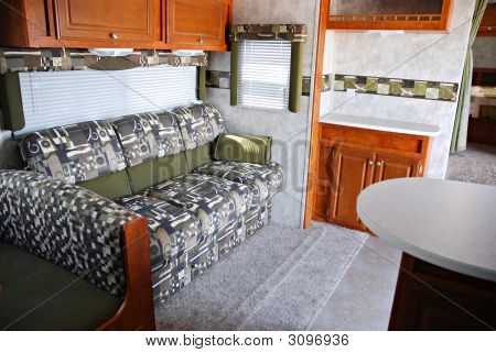 5Th Wheel Interior