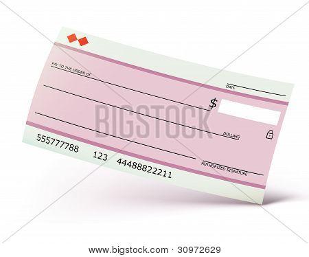 Bankscheck