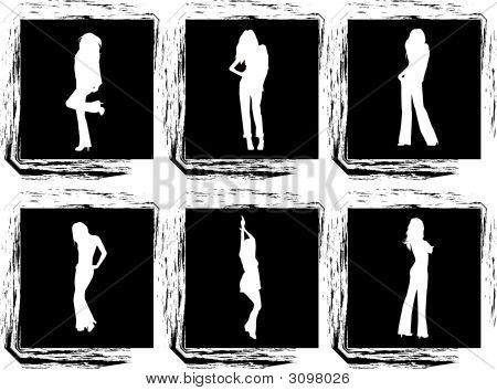 Fashion Woman.Eps