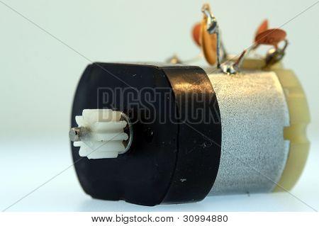 Laag Voltage kleine elektrische Motor