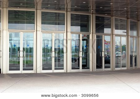 Glass Doors