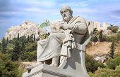 picture of akropolis  - Conceptual composite regarding Greece bailout and Greek financial crisis - JPG