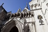 picture of bailey  - The Royal Courts of Justice in London - JPG