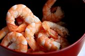 Cooked Prawns poster