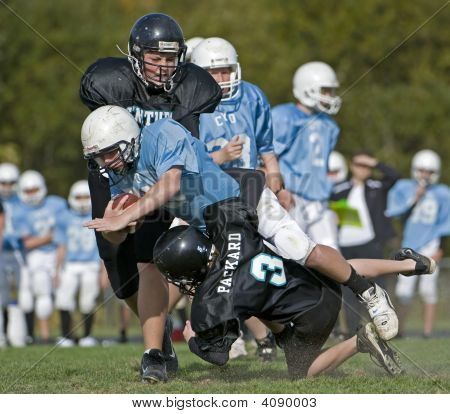Youth Football The Take Down
