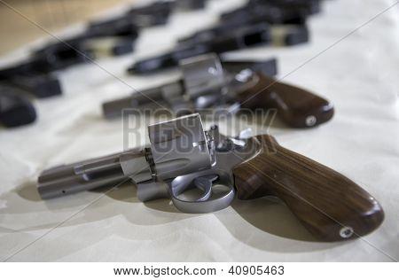 Guns Set