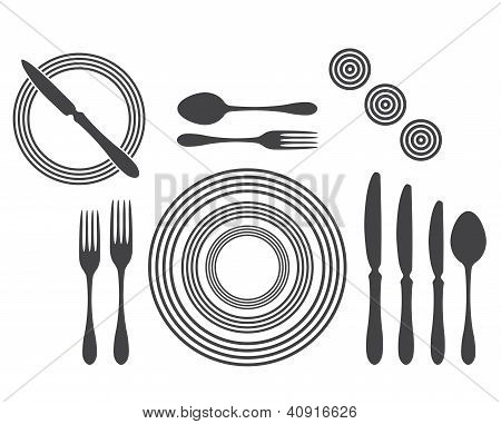 Etiquette Proper Table Setting