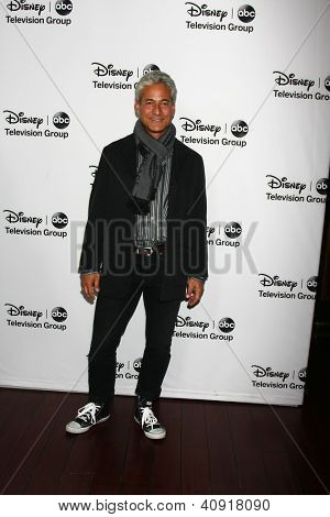 LOS ANGELES - JAN 10:  Greg Louganis attends the ABC TCA Winter 2013 Party at Langham Huntington Hotel on January 10, 2013 in Pasadena, CA