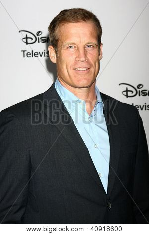 LOS ANGELES - JAN 10:  Mark Valley attends the ABC TCA Winter 2013 Party at Langham Huntington Hotel on January 10, 2013 in Pasadena, CA