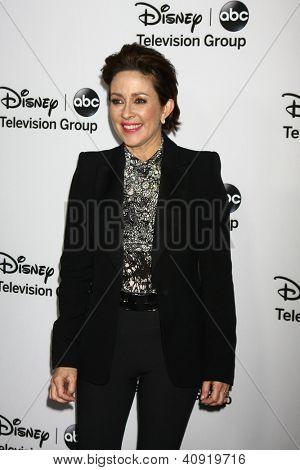 LOS ANGELES - JAN 10:  Patricia Heaton attends the ABC TCA Winter 2013 Party at Langham Huntington Hotel on January 10, 2013 in Pasadena, CA