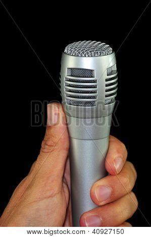 Close Up Microphone