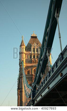 London Tower Bridge, England, United Kingdom