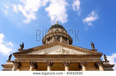 Konzerthaus Hall, Gendarmenmarkt Square