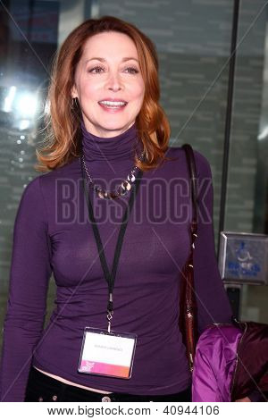 LOS ANGELES - JAN 12:  Sharon Lawrence arrives at the 2013 Film Inependent nominees brunch at BOA Steakhouse on January 12, 2013 in West Hollywood, CA