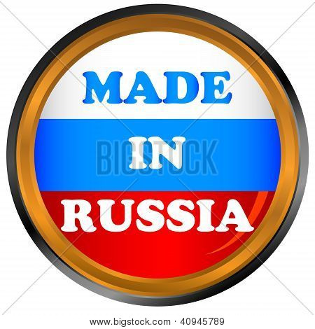 Made In Russia Icon