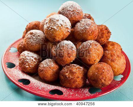 Ruddy Cheese Balls