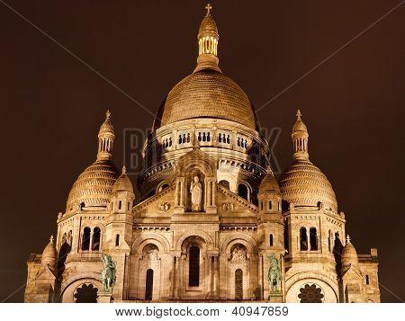 Sacre-Coeur Basilica, Montmarte, Paris